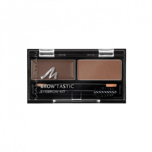 Manhattan Brow'Tastic Eyebrow Kit 002 Brow-Nie