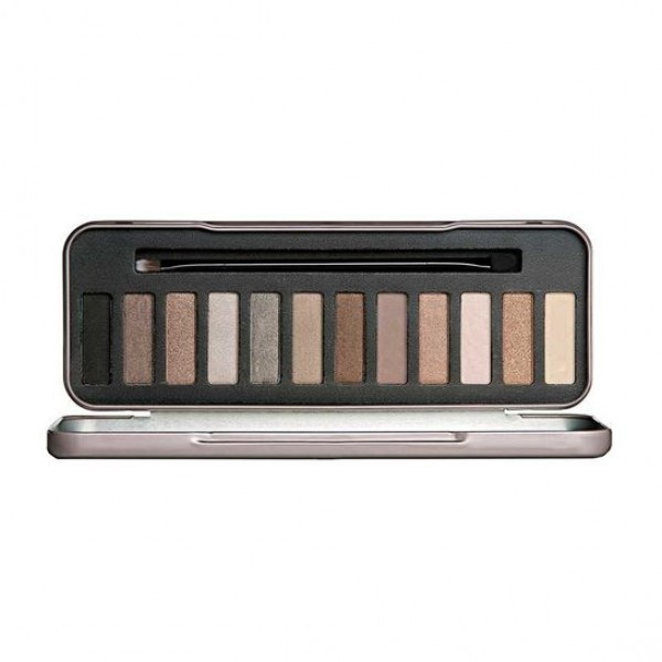 W7 Colour Me Buff Eye Colour Palette Natural Nudes