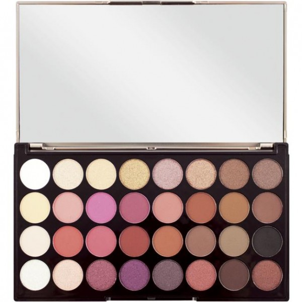 Revolution Ultra 32 Eyeshadow Palette Flawless 4