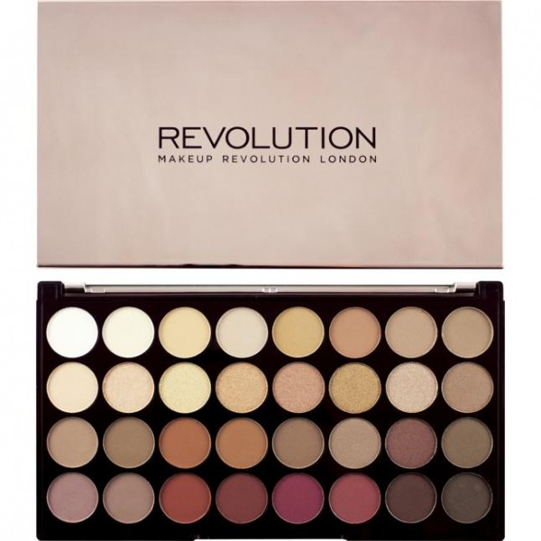 Revolution Ultra 32 Eyeshadow Palette Flawless 3 Resurrection