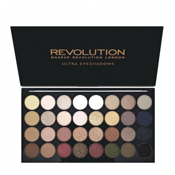 Revolution 32 Eyeshadow Palette Flawless