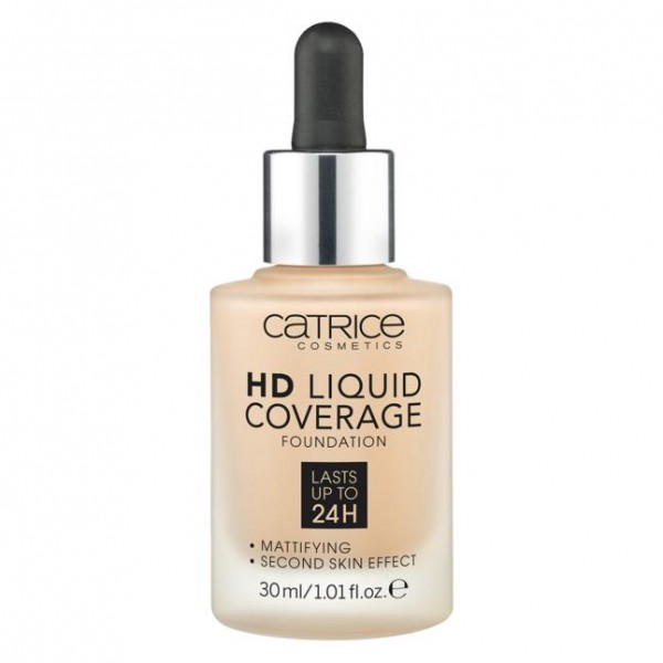Catrice HD Liquid Coverage Foundation 030
