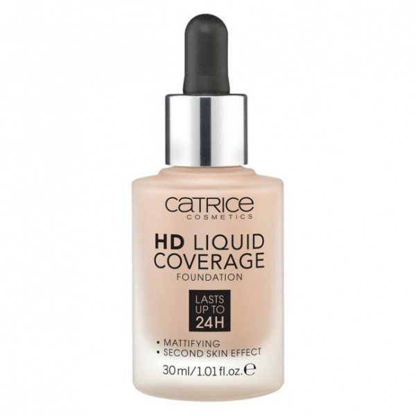 Catrice HD Liquid Coverage Foundation 040